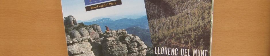 Guia i mapa de Sant Llorenç del Munt