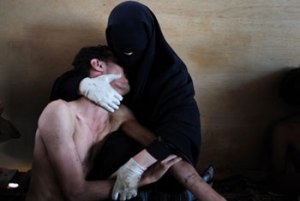 World Press Photo of the Year 2011 - Samuel Aranda